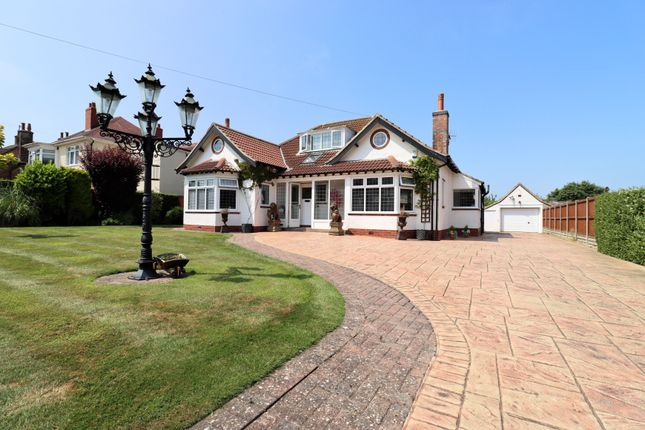 Thumbnail Detached bungalow for sale in 68 Muston Road, Filey