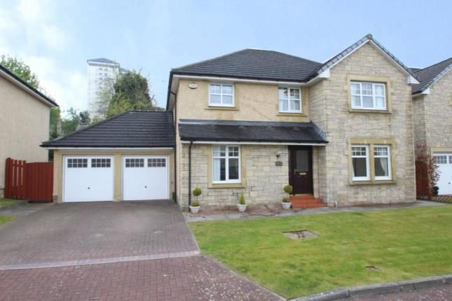 Thumbnail Detached house for sale in Aitchison Place, Falkirk, Stirlingshire