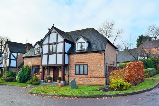 Thumbnail Detached house for sale in The Ridings, Camberley