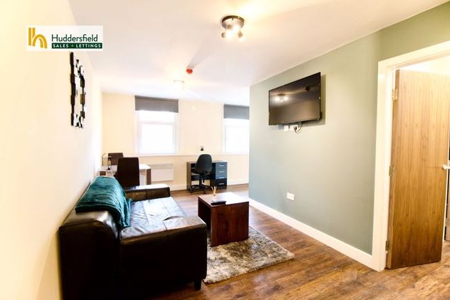 1 bed flat to rent in New Street, Huddersfield HD1