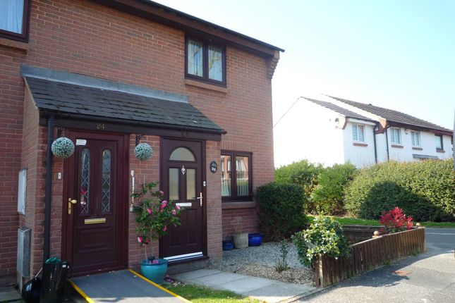 Thumbnail End terrace house to rent in George Street, Gosport