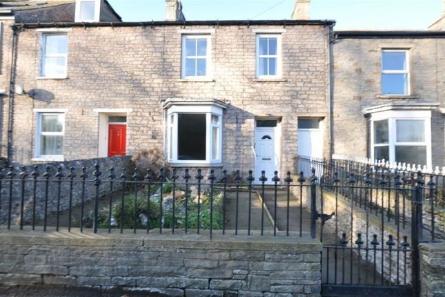Thumbnail Terraced house for sale in 22 South Road, Kirkby Stephen, Cumbria