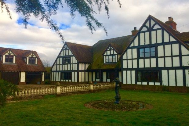 Thumbnail Detached house to rent in Hasse Road, Soham, Cambridgeshire