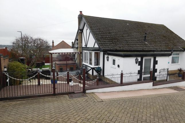 Thumbnail Bungalow for sale in Meynell Street, Church Gresley