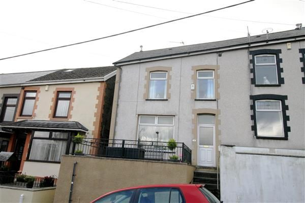 Thumbnail Semi-detached house for sale in Gilfach Road, Penygraig, Tonypandy