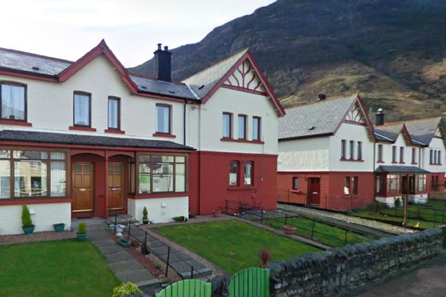 Thumbnail Terraced house for sale in 7, Appin Road, Kinlochleven