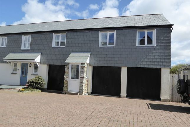 Thumbnail Semi-detached house for sale in Treclago View, Camelford