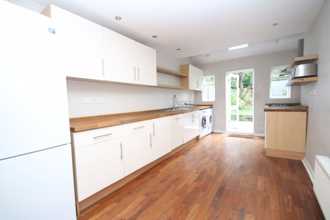 Thumbnail Terraced house to rent in Dagmar Road, London, Greater London