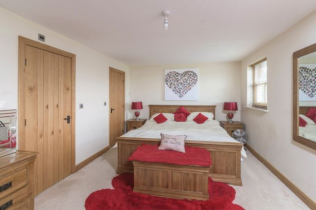 Bedroom of West Farm, North Road, East Boldon NE36