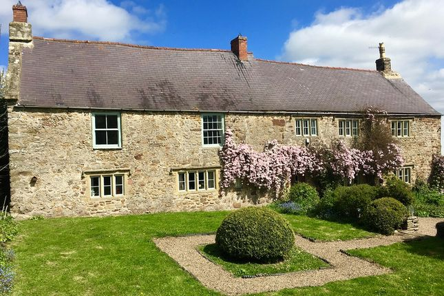 Thumbnail Detached house for sale in Wiserley Hall, Wolsingham, County Durham