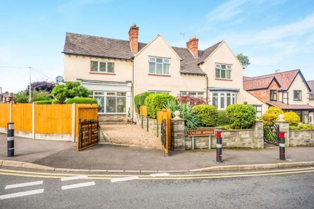 Thumbnail Detached house for sale in Calder Avenue, Walsall, West Midlands