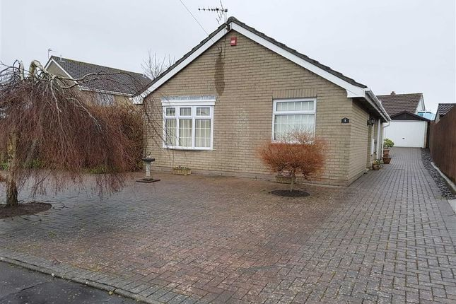 Thumbnail Detached bungalow for sale in Balmoral Court, Highlight Park, Barry