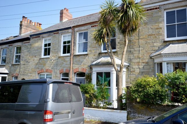 Thumbnail Terraced house to rent in Trehaverne Terrace, Truro
