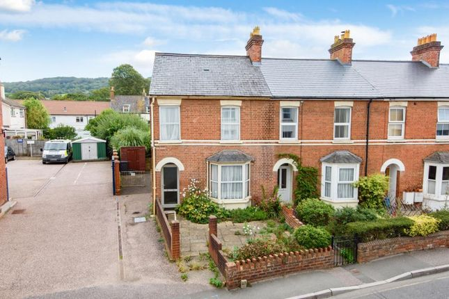 3 bed end terrace house for sale in Temple Street, Sidmouth EX10