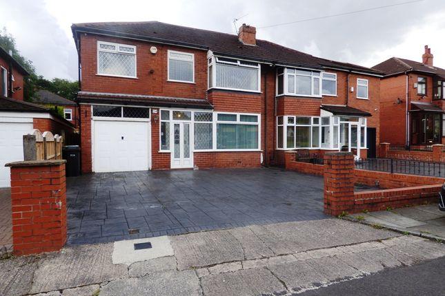 Thumbnail Semi-detached house for sale in Moss Bank Close, Astley Bridge, Bolton