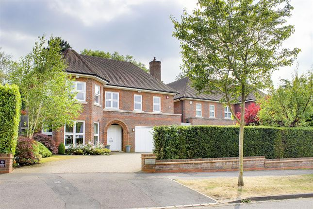 Thumbnail Detached house for sale in Harmsworth Way, Totteridge