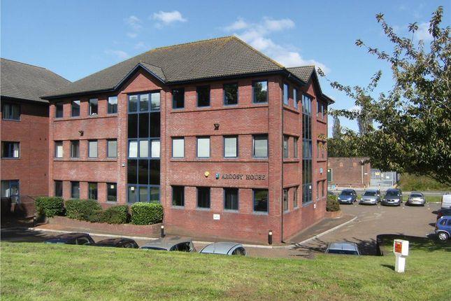 Office to let in First Floor, Argosy House Longbridge Road, Marsh Mills, Plymouth, Devon