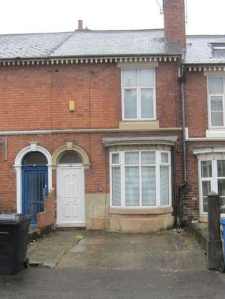 Thumbnail Room to rent in Gerard Street, Derby