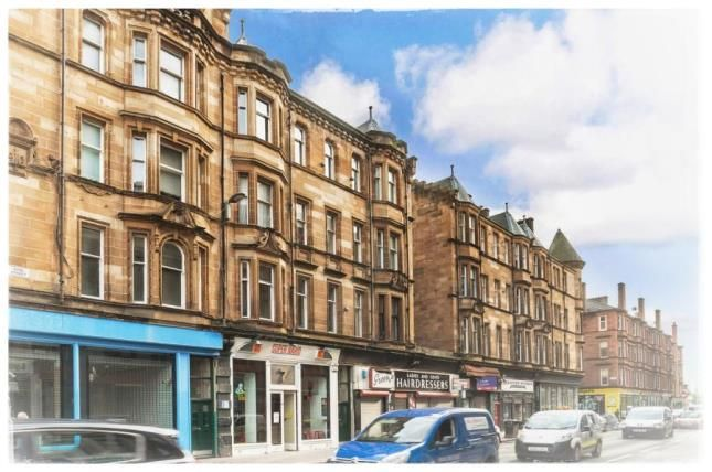 Thumbnail Flat for sale in King Street, Glasgow