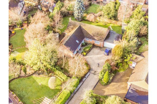 Thumbnail Detached bungalow for sale in St Michaels Road, Claverdon, Warwick