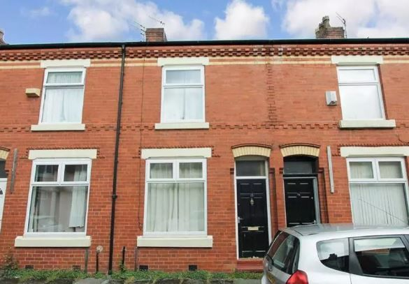 3 bed terraced house to rent in Ventnor Street, Salford, Manchester M6