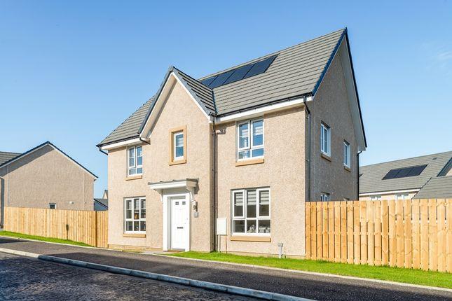 "Thumbnail Detached house for sale in ""Craigston"" at Griffon Crescent, East Kilbride, Glasgow"