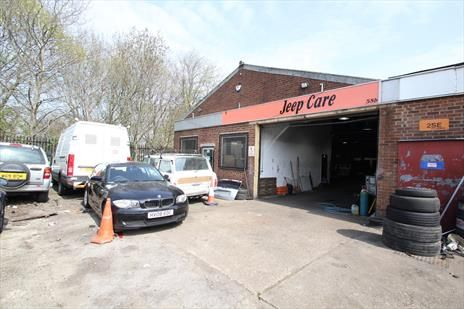 Thumbnail Industrial for sale in Alexandra Road, Enfield