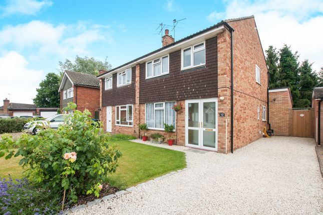 3 bed semi-detached house for sale in Hag Hill Rise, Taplow, Maidenhead
