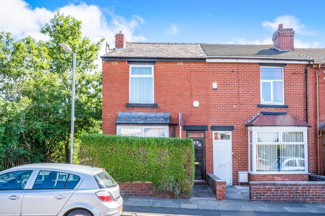 Thumbnail End terrace house to rent in Richmond Street, Horwich, Bolton