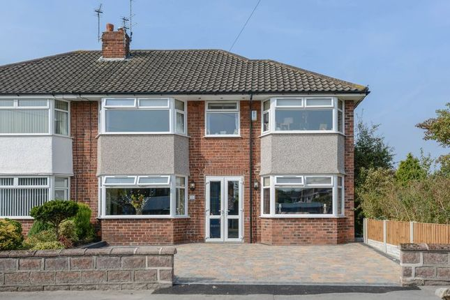 Thumbnail Semi-detached house for sale in Clent Avenue, Maghull, Liverpool