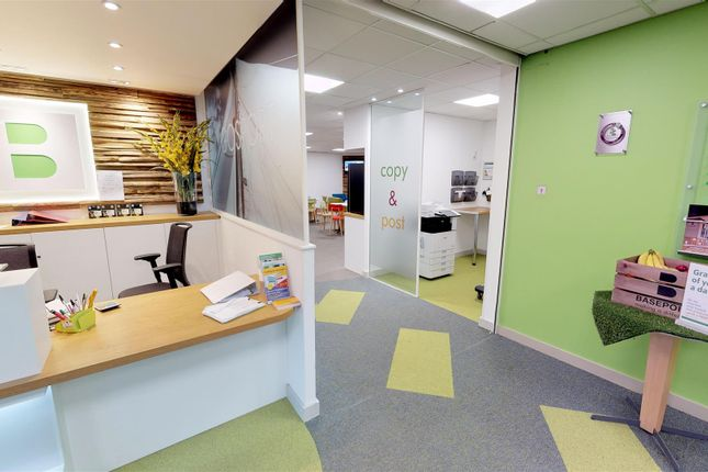Thumbnail Office to let in Basepoint, Aerodrome Road, Gosport