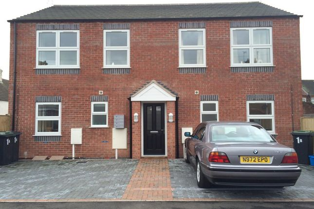 Thumbnail Flat to rent in Thornton Street, Sutton-In-Ashfield