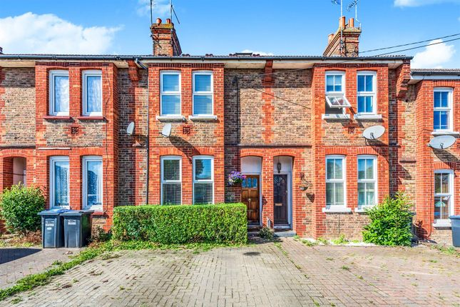 Thumbnail Terraced house for sale in Valebridge Road, Burgess Hill