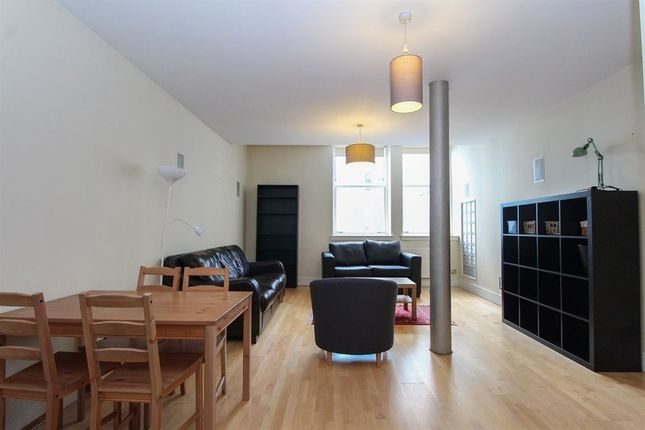 Thumbnail Flat to rent in Morrison Street, Glasgow