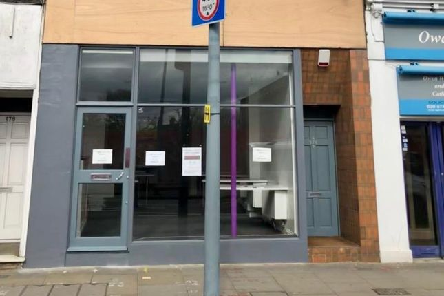 Thumbnail Retail premises for sale in Shop Long Leasehold, 176, King Street, Hammersmith