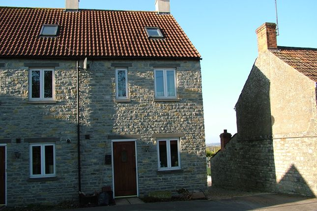 Thumbnail Semi-detached house to rent in Sutton Mews, Long Sutton