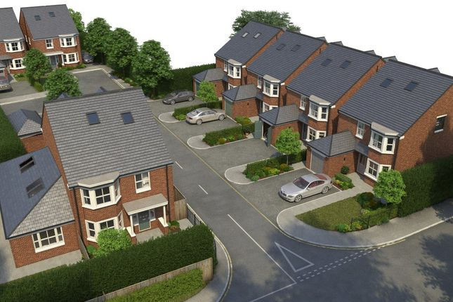 Detached house for sale in Hillside Road, Beeston, Nottingham