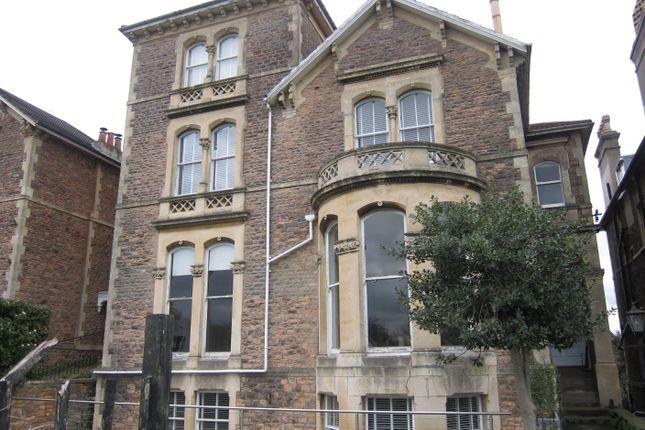 Thumbnail Flat to rent in Upper Belgrave Road, Clifton, Bristol