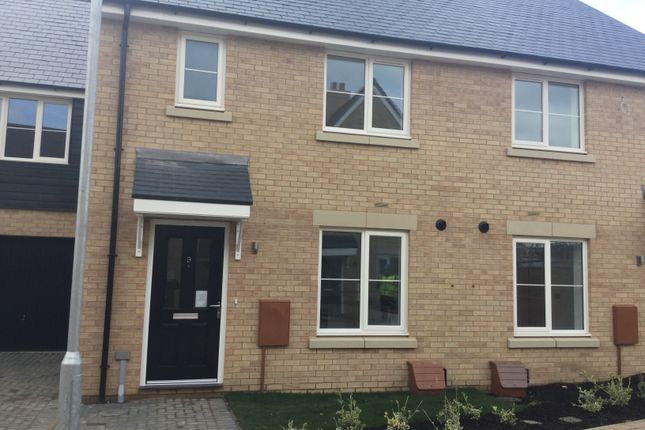 Thumbnail Semi-detached house to rent in Ribble Mead, Biggleswade