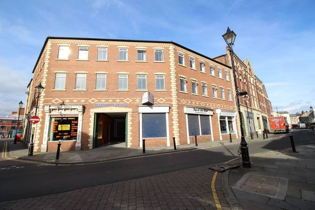 Thumbnail Land for sale in Prince Regent Street, Stockton-On-Tees