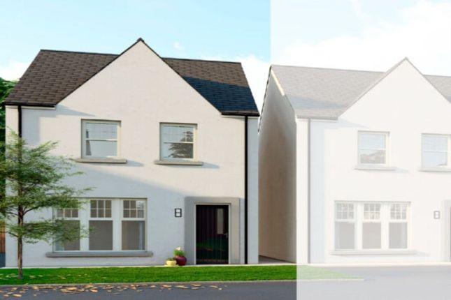 Thumbnail Detached house for sale in Ashbourne Manor, Belfast Road, Carrickfergus