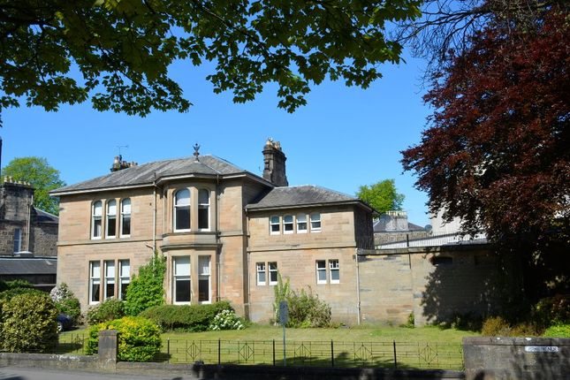 Thumbnail Detached house for sale in Park Avenue, Stirling