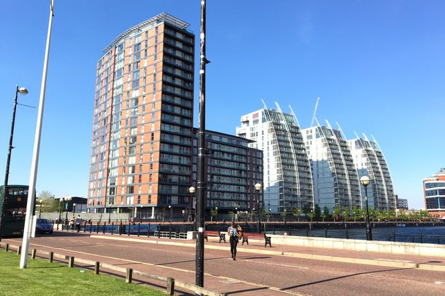 Thumbnail Flat to rent in City Lofts, Salford Quays