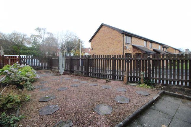 Garden of Loom Road, Kirkcaldy KY2
