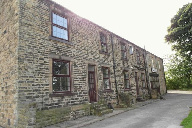 Thumbnail End terrace house to rent in Station Road, Drighlington, Bradford