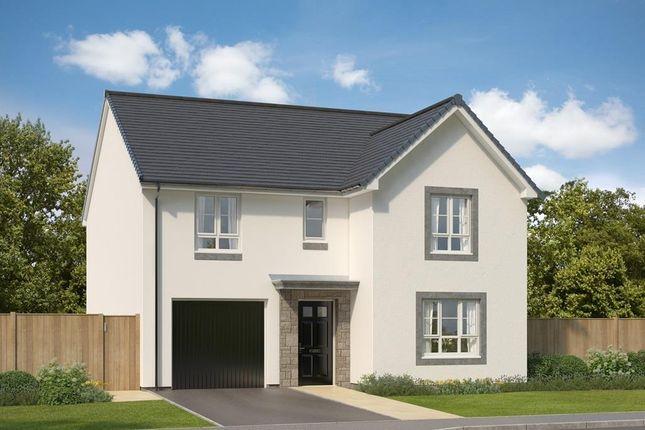 """Thumbnail Detached house for sale in """"Ballathie"""" at Cuthbertson Walk, Bucksburn, Aberdeen"""