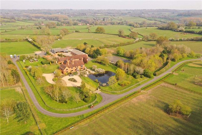 Thumbnail Detached house for sale in Preston Bagot, Henley In Arden