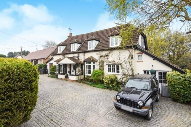 Thumbnail Detached house for sale in Lambourne End, Romford, Essex