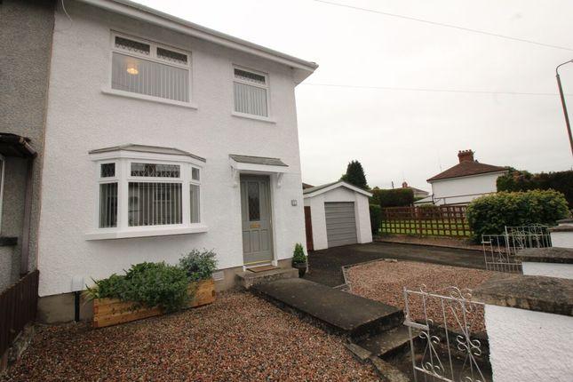 Thumbnail Terraced house for sale in Delacherois Avenue, Lisburn