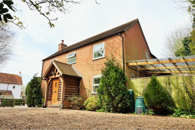 Thumbnail Detached house for sale in The Sidings Station Road Woolhampton, Reading